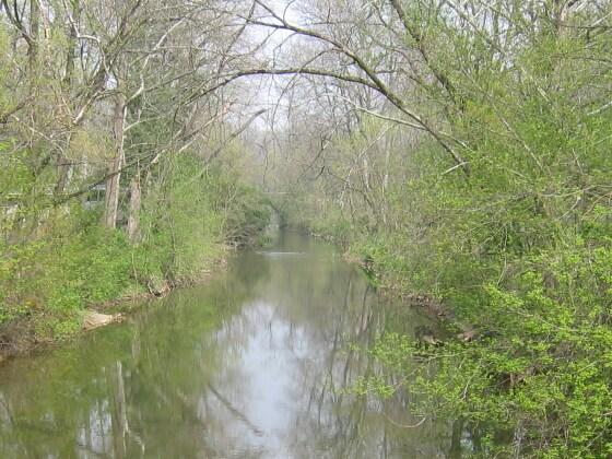 Little Chiques Creek